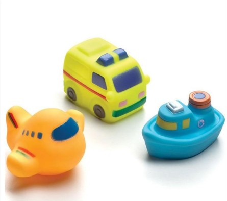 playgro - Playgro Sevimli Taşıtlar Banyo Oyuncağı