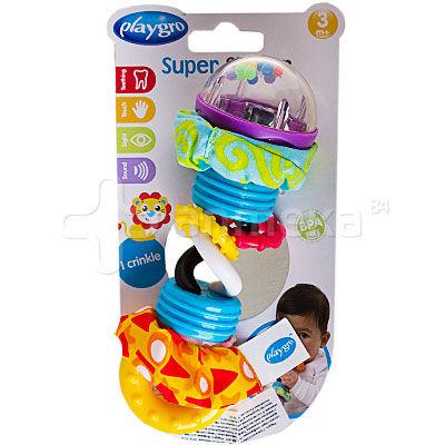 playgro - Playgro Süper Çıngırak
