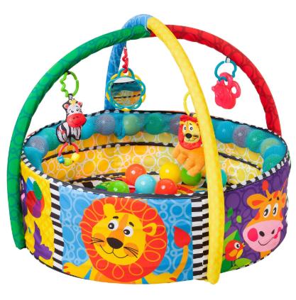 playgro - Playgro Top Havuzu Oyun Halısı