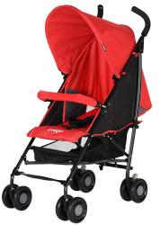 Prego - Prego 2043 Persa Baston Bebek Arabası Kırmızı