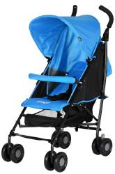 Prego - Prego 2043 Persa Baston Bebek Arabası Mavi