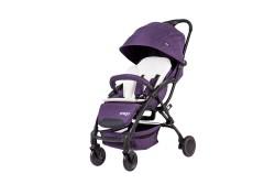 Prego - Prego 2085 Smart Fold Bebek Arabası - Lila