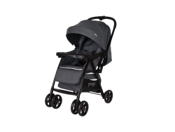 Prego - Prego 2095 Piccalo Bebek Arabası - Gri