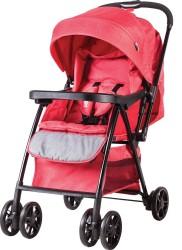 Prego - Prego 2095 Piccalo Bebek Arabası - Kırmızı