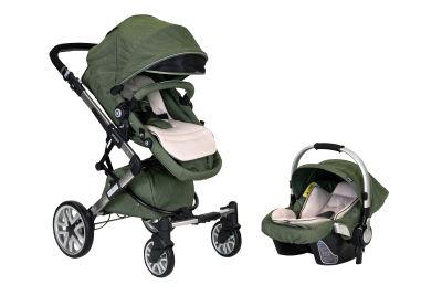 Prego - Prego Laon Bebek Arabası - Yeşil