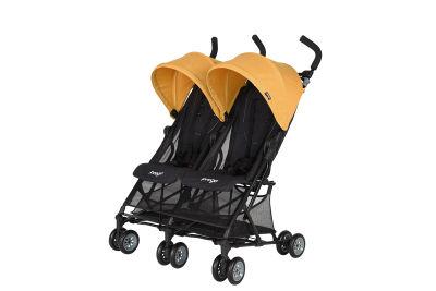 Prego - Prego Momentum İkiz Bebek Arrabası - Sarı
