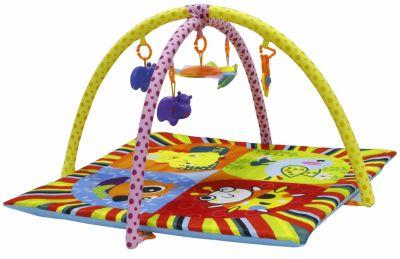 PregoToys - Prego Toys PB112 Mutlu Hayvanlar Ülkesi Oyun Halısı