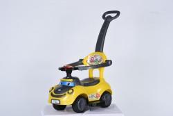 PregoToys - Prego Toys Q06-3 Formula İlk Adım Araba Sarı