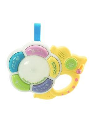 PregoToys - Prego Toys WD 3609 Sunflower Crib Bell
