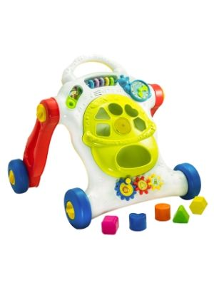 PregoToys - Prego Toys WD 3660 Music Baby Walker