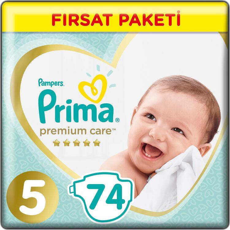 Prima - Prima Premium Care 4 Beden Maxi 32 Adet Bebek Bezi