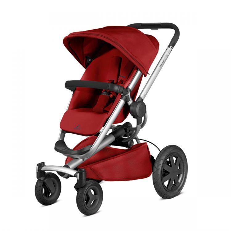 Quinny - Quinny Buzz Xtra 4 Bebek Arabası / Red Rumour