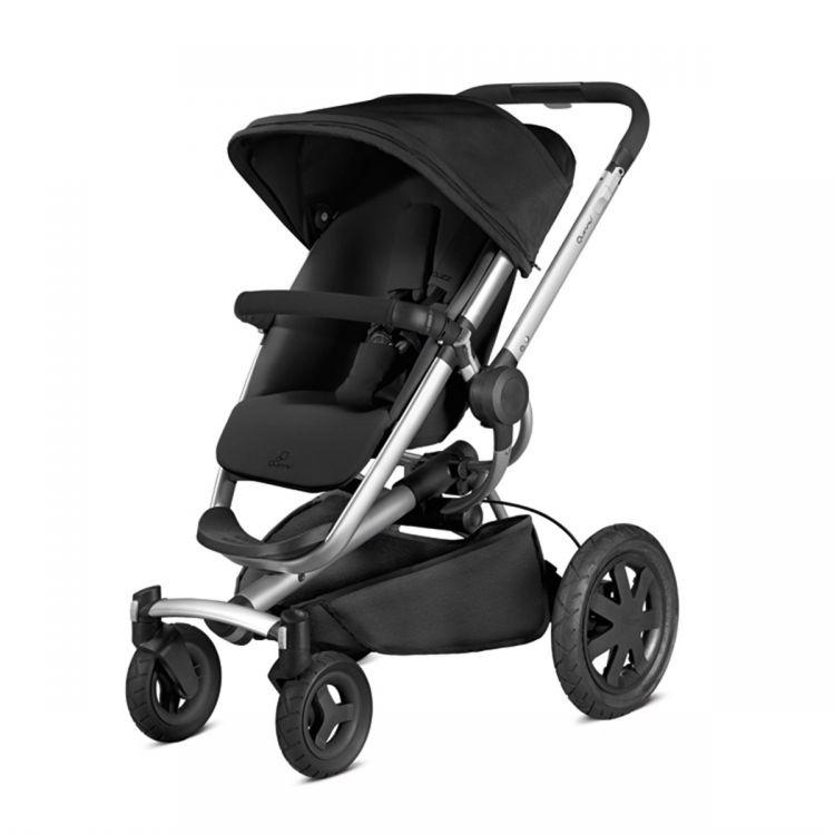 Quinny - Quinny Buzz Xtra 4 Bebek Arabası / Rocking Black