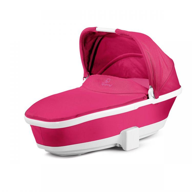 Quinny - Quinny Katlanabilir Port Bebe / Pink Passion