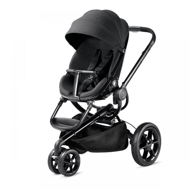 Quinny - Quinny Moodd Bebek Arabası / Black Devotion