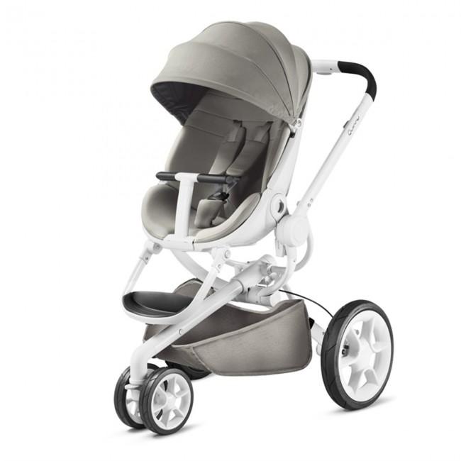 Quinny - Quinny Moodd Bebek Arabası / Grey Gravel