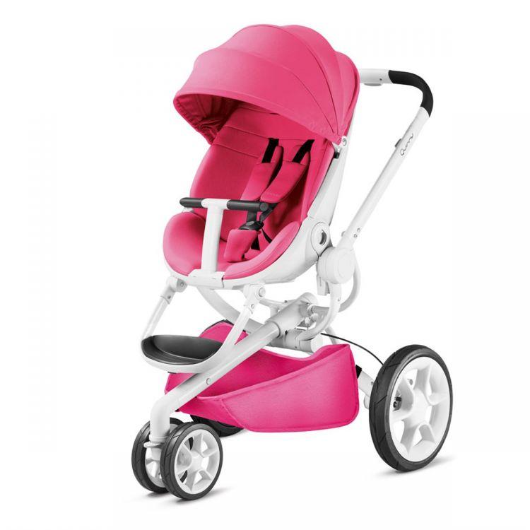 Quinny - Quinny Moodd Bebek Arabası / Pink Passion