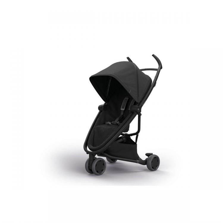 Quinny - Quinny Zapp Flex Bebek Arabası / Black On Black