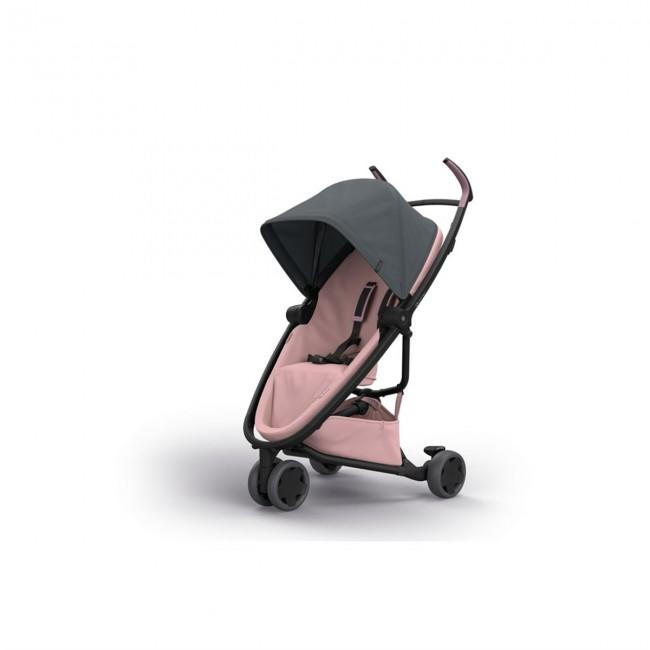 Quinny - Quinny Zapp Flex Bebek Arabası / Graphite On Blush