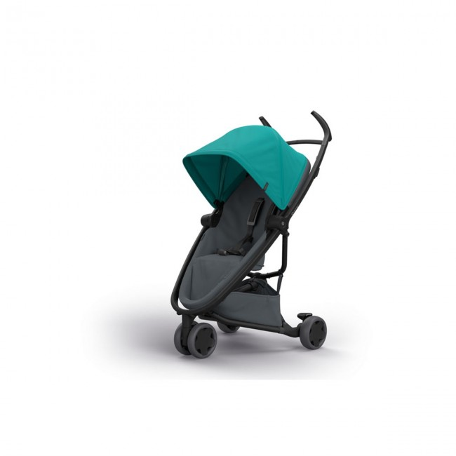 Quinny - Quinny Zapp Flex Bebek Arabası / Green On Graphite