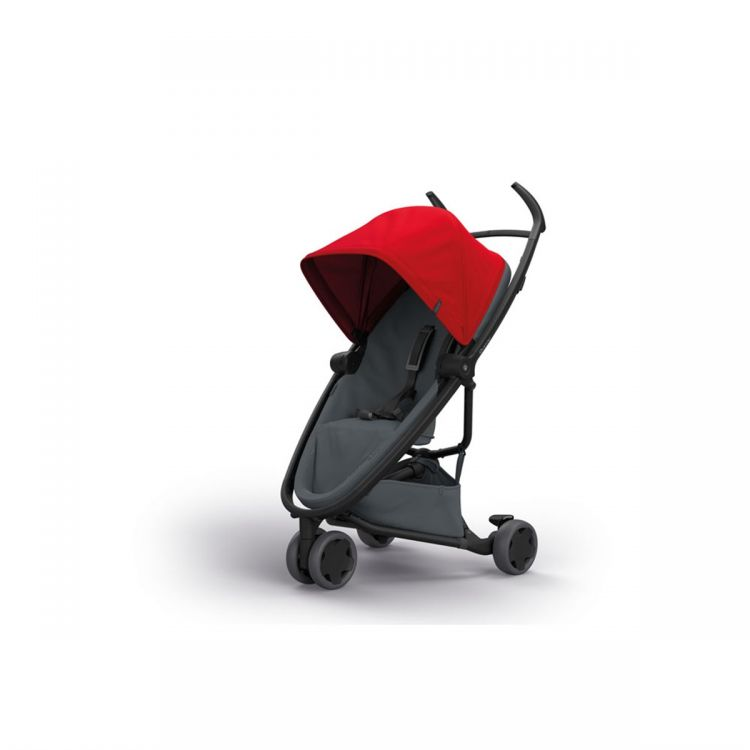 Quinny - Quinny Zapp Flex Bebek Arabası / Red On Graphite
