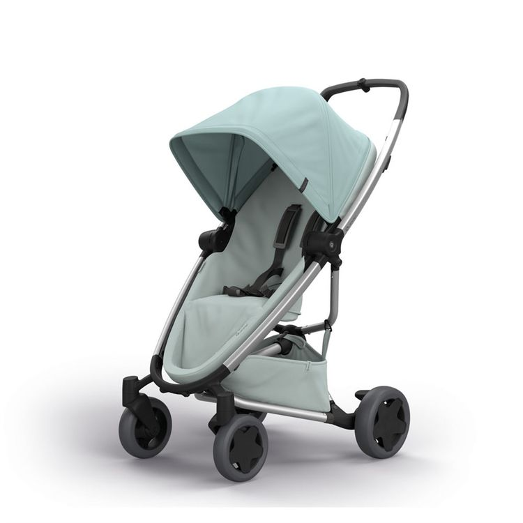 Quinny - Quinny Zapp Flex Plus Bebek Arabası / Frost on Grey