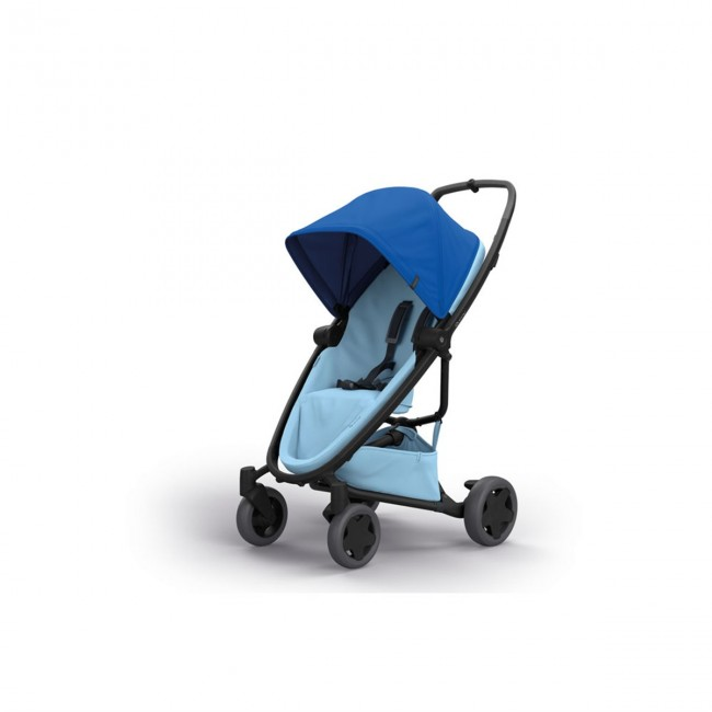 Quinny - Quinny Zapp Flex Plus Bebek Arabası / Blue On Sky