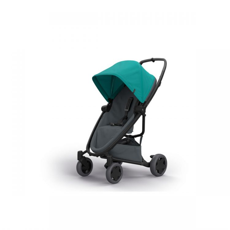 Quinny - Quinny Zapp Flex Plus Bebek Arabası / Green On Graphite