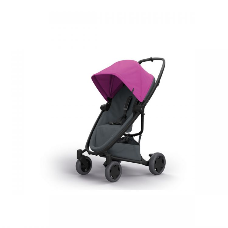 Quinny - Quinny Zapp Flex Plus Bebek Arabası / Pink On Graphite