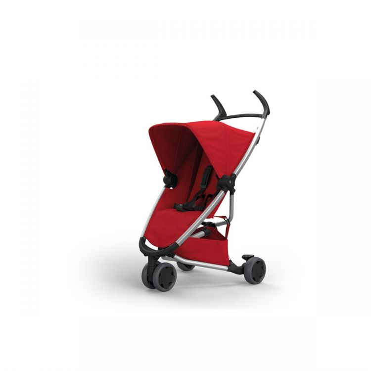 Quinny - Quinny Zapp Xpress Bebek Arabası / All Red