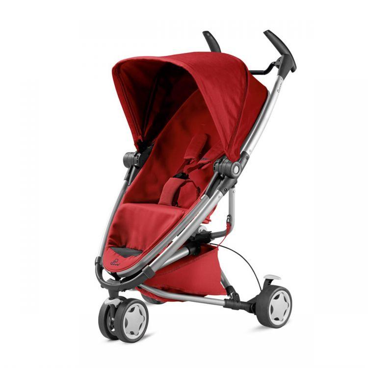 Quinny - Quinny Zapp Xtra 2 Bebek Arabası / Red Rumour