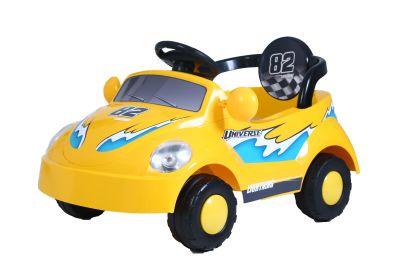 RollPlay - RollPlay LW8260Q TowCar Akülü Araba - Sarı