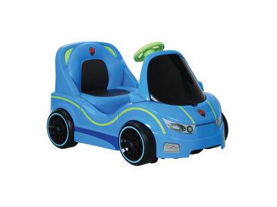 RollPlay - RollPlay W407 Dizzy Driver Akülü Araba - Mavi