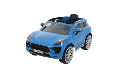 RollPlay - RollPlay W416QHG4 Porsche Macan Akülü Araba - Mavi