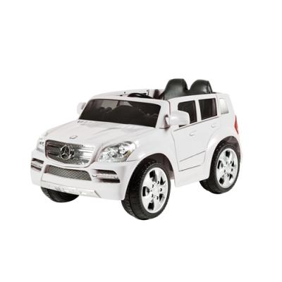 RollPlay - RollPlay W488QHM4 Mercedes Akülü Araba - Beyaz