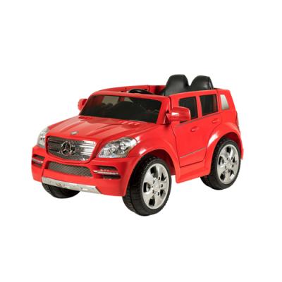 RollPlay - RollPlay W488QHM4 Mercedes Akülü Araba - Kırmızı