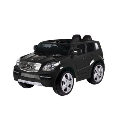 RollPlay - RollPlay W488QHM4 Mercedes Akülü Araba - Siyah