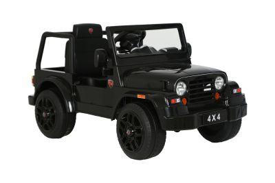 RollPlay - RollPlay W495NBQG4 XPV Generic Akülü Jeep - Siyah