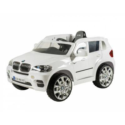 RollPlay - RollPlay W498QHG4 Bmw X5 Akülü Araba - Beyaz