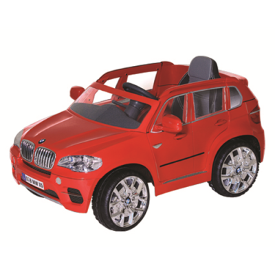 RollPlay - RollPlay W498QHG4 Bmw X5 Akülü Araba - Kırmızı