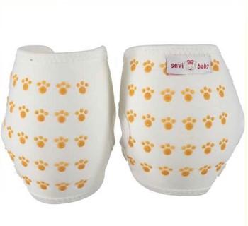 Sevi Bebe - Sevi Bebe Destekli Emekleme Dizliği -Beyaz