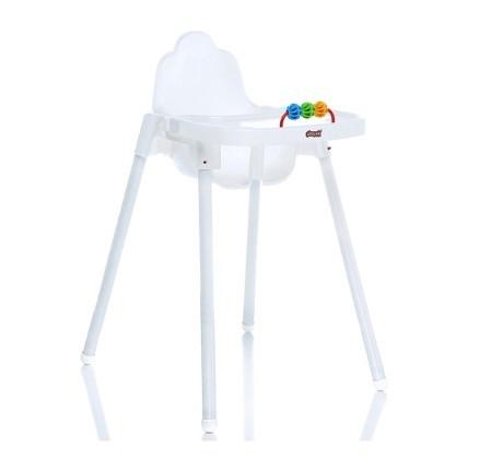 Şimşek Toys - Şimşek Mama Sandalyesi Beyaz