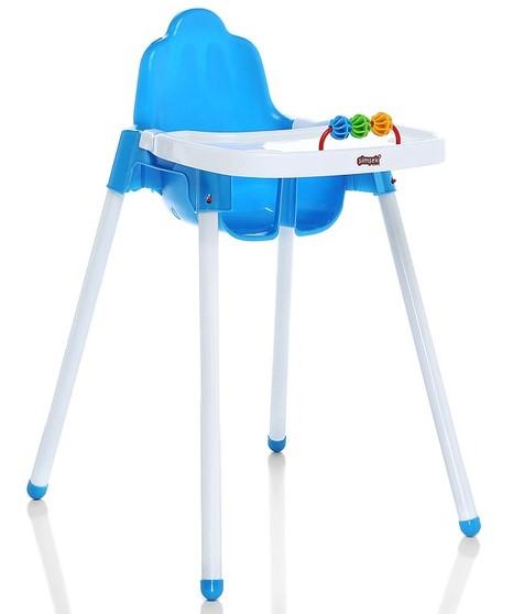 Şimşek Toys - Şimşek Mama Sandalyesi Mavi