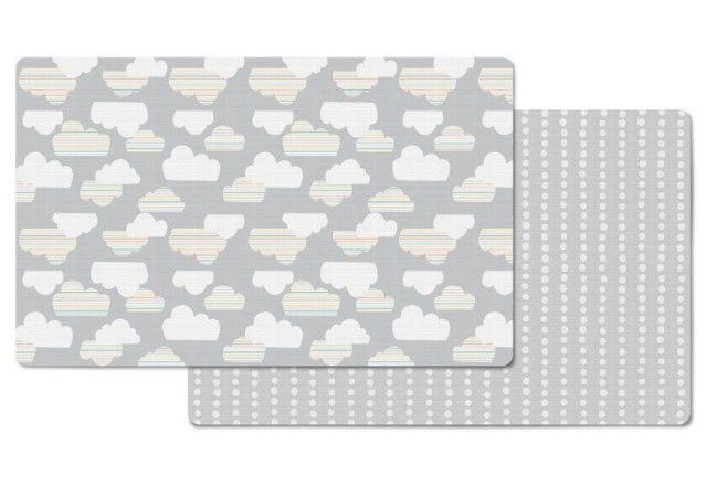 Skip Hop - Skip Hop Playmat // Çift Taraflı Oyun Matı (Clouds)