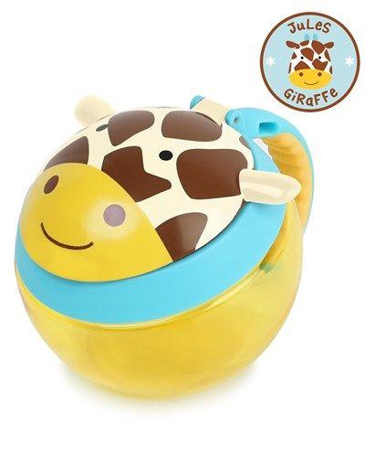Skip Hop - Skip Hop Zoo Çerez Kabı Zürafa