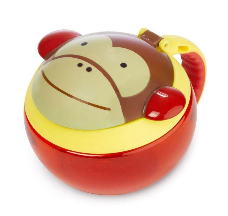 Skip Hop - Skip Hop Zoo Çerez Kabı Maymun