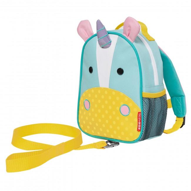 Skip Hop - Skip Hop Zoo Emniyet Kemerli Sırt Çantası Unicorn