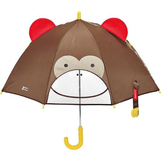 Skip Hop - Skip Hop Zoo Şemsiye Maymun
