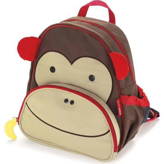 Skip Hop - Skip Hop Zoo Sırt Çantası Maymun