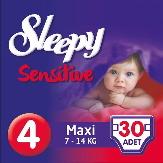 Sleepy - SLEEPY PEPEE MAXI 30 Adet